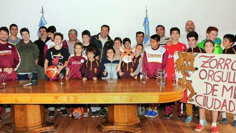 Se puso en marcha el primer gimnasio escolar abierto a la comunidad