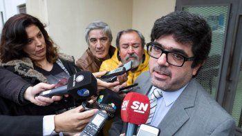 El fiscal Herrera confirmó el vínculo con el Sindicato de la Fruta.