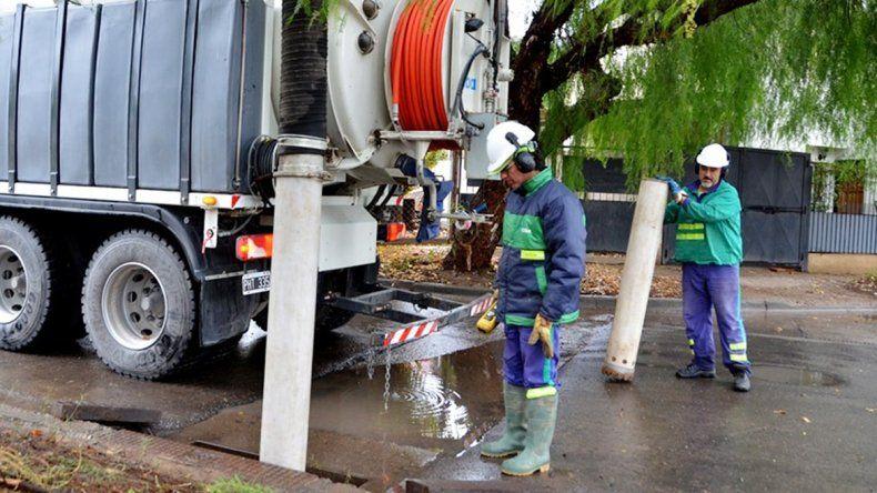 El Municipio pidió la ayuda de los vecinos para mantener la limpieza.