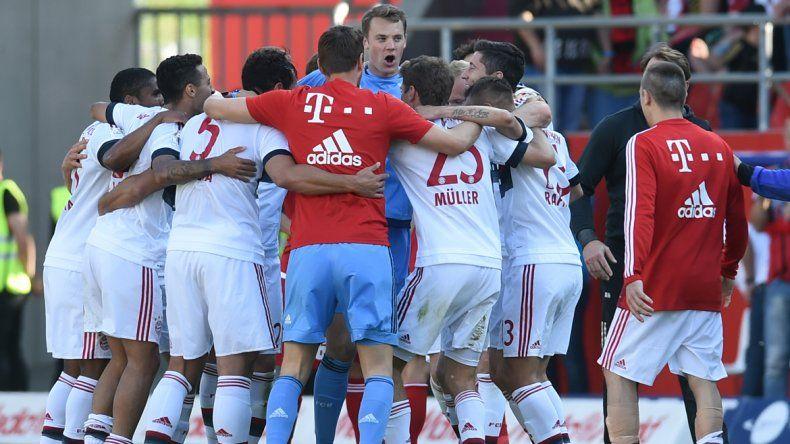 Es la tercera vez que consiguen el campeonato con Guardiola al mando.