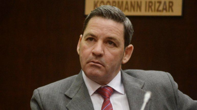 El diputado Carlos Sánchez (Frente UNA) es un massista de la primera hora.