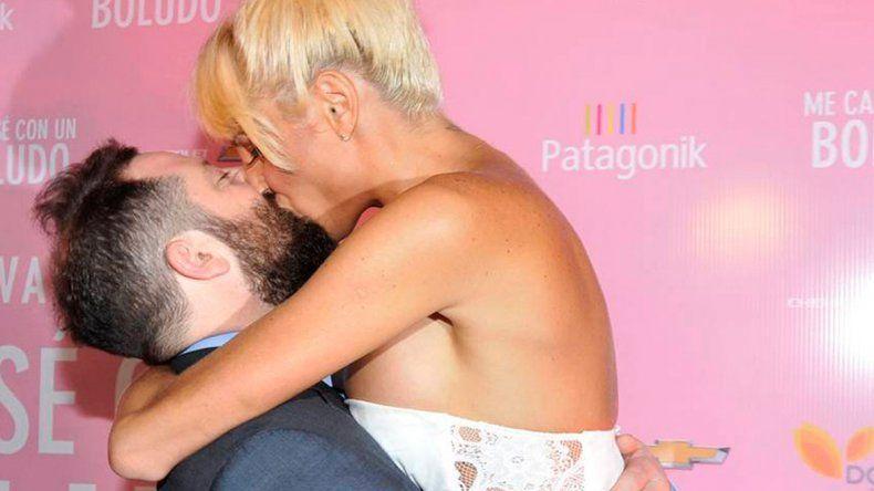 Vicky Xipolitakis y José Ottavis protagonizaron una escandalosa pelea en un hotel cinco estrellas.