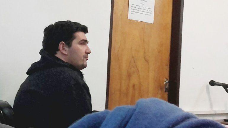 Jorge García salió de la cárcel
