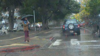 alerta por pronostico de intensas lluvias en la region