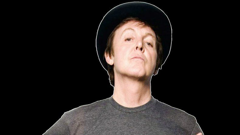 McCartney viaja con su propio chef y en su camarín sólo hay comida vegetariana.