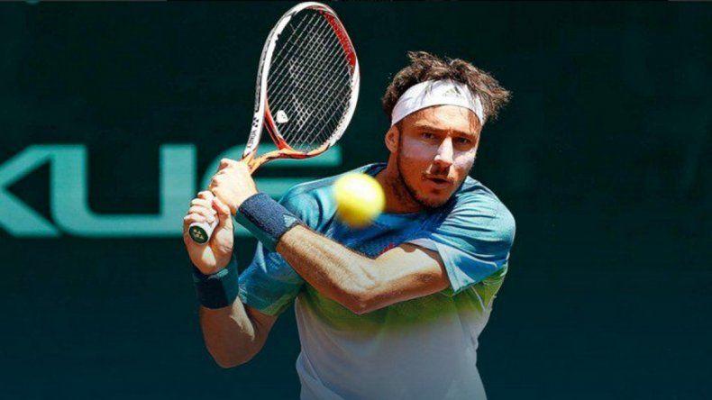 Mónaco le ganó a Wawrinka y está en cuartos del Masters 1000 de Roma