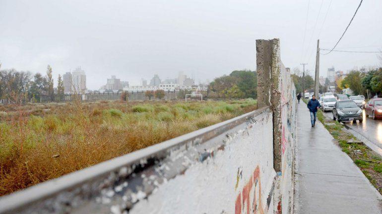 El proyecto de Pechi Quiroga busca integrar a la ciudad cinco hectáreas que hoy son parte de la cárcel.