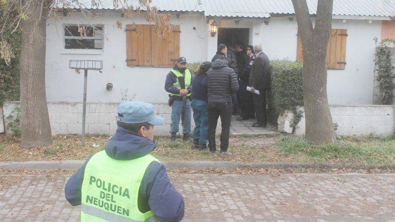 La Policía detuvo al acusado en la casa de su hermana