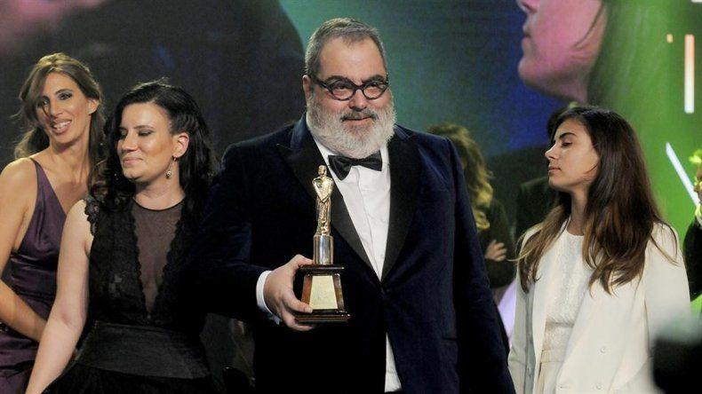 Lanata habló de los silbidos que recibió en los premios