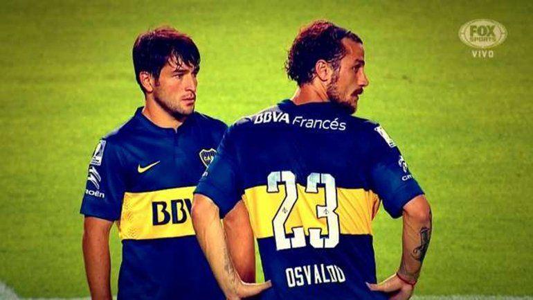 El delantero donó parte de su contrato a las inferiores de Boca.