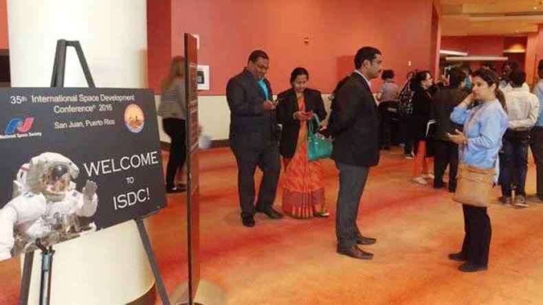 Expertos reunidos en un congreso que se realizó en Puerto Rico.