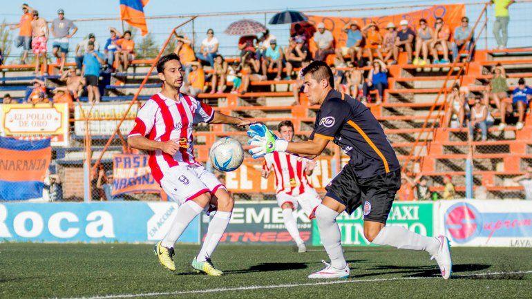 Ávila fue clave en la reacción del Rojo con el 2º gol. ¿Se gana un puesto?