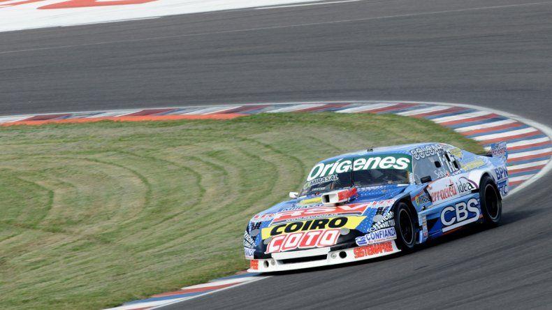 Ardusso se quedó con la pole en Termas: Urcera 15º y Echevarría 34º