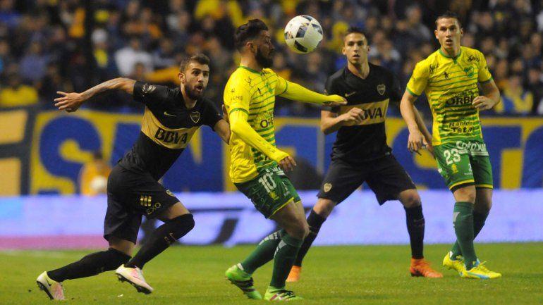 Boca cerró el torneo con un empate contra Defensa y Justicia