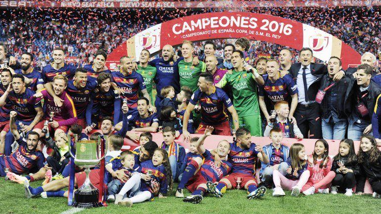 Barcelona no pudo en la Liga de Campeones