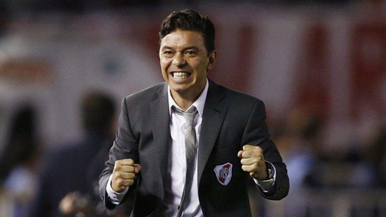 Gallardo le devolvió al club de Núñez el protagonismo en el plano internacional en los primeros tiempos.