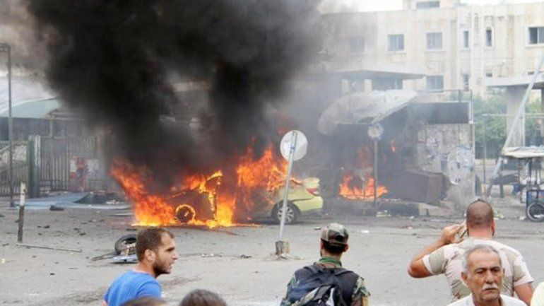 Fueron siete ataques reivindicados por el grupo extremista EI.