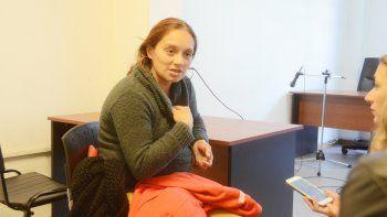 Ángela Garro, luego de desdecirse de las acusaciones contra García.