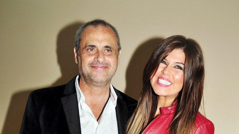 El noviazgo entre el periodista y la modelo finalizó en 2015.