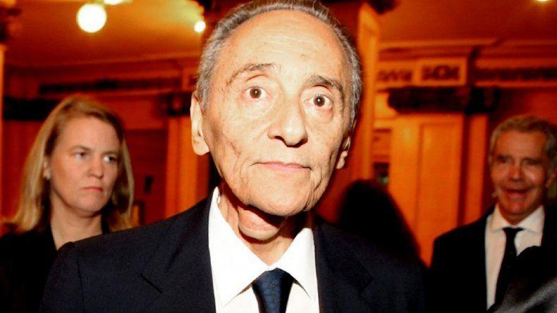 Magnetto recibió un premio a la Libertad de Expresión
