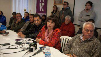 Los gremios de Bariloche marcharán mañana contra el tarifazo de gas.