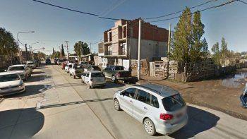 La esquina de Richieri y Saturnino Torres fue escenario de otros robos.