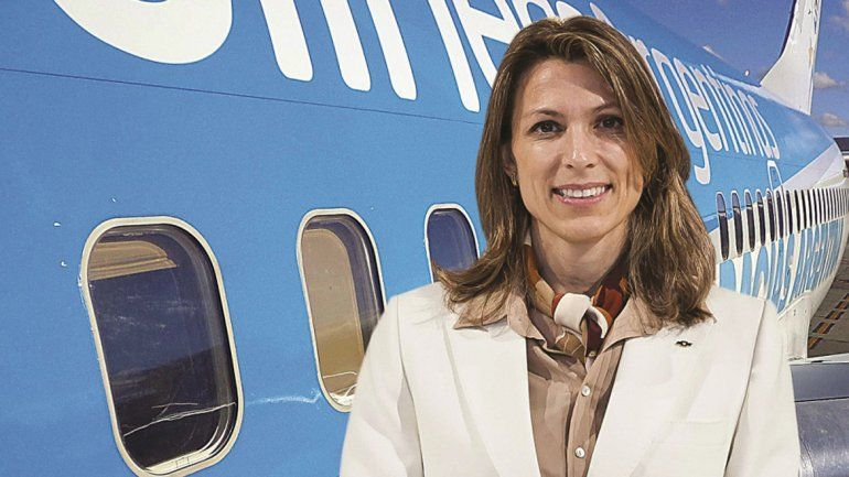 Isela Constantini apunta a aumentar la cantidad de pasajeros.