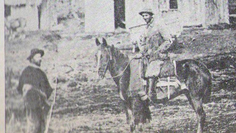 A sangre fría. El rancho donde resistieron los fugados. Luego fueron asesinados.