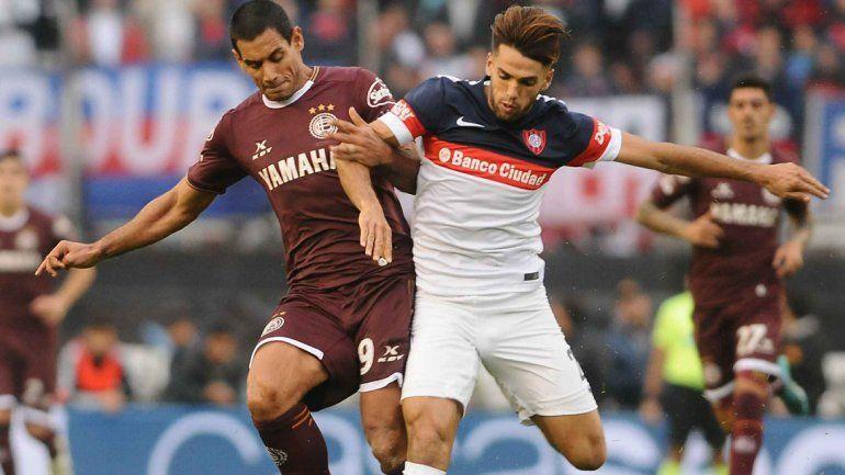 Lanús goleó por 4 a 0 a San Lorenzo y se consagró campeón del fútbol argentino