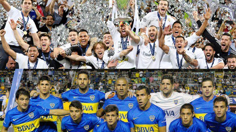 ¿Boca puede ganarle al Real Madrid?