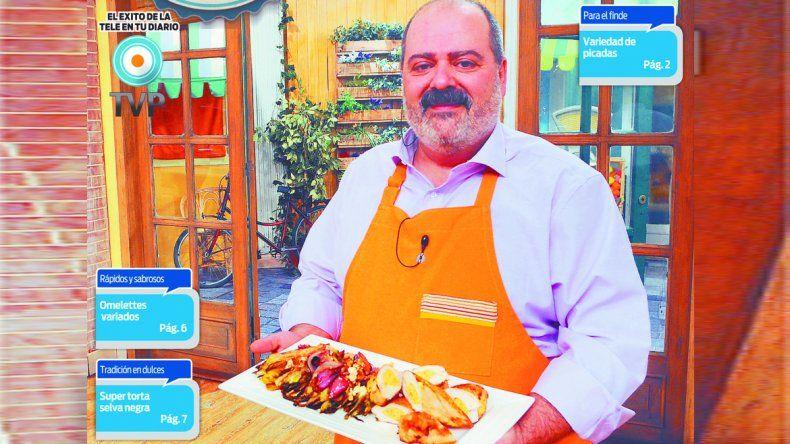 Cocineros Argentinos te conceden el poder supremo de la cocina