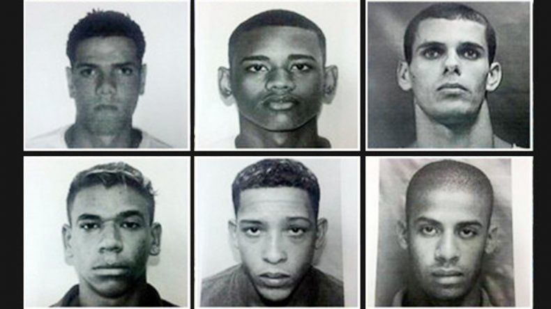 Seis de los atacantes ya fueron identificados y son buscados por la Policía.