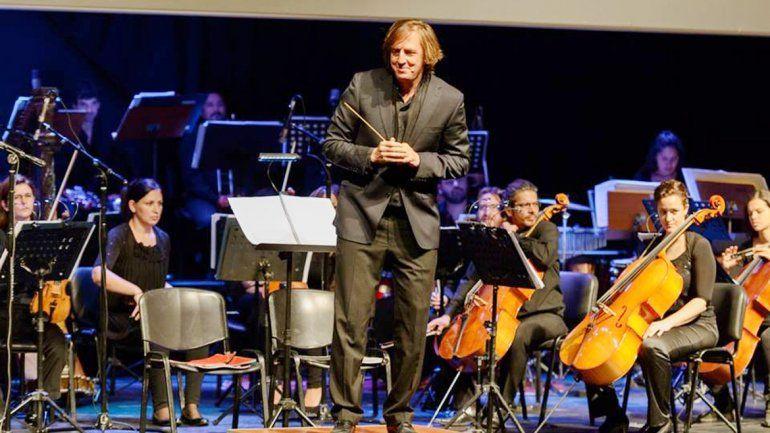 Bruch y Dvorak es el nombre del recital.
