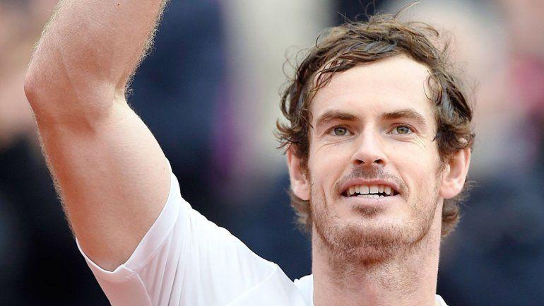 Andy Murray le ganó a Stan Wawrinka 6-4