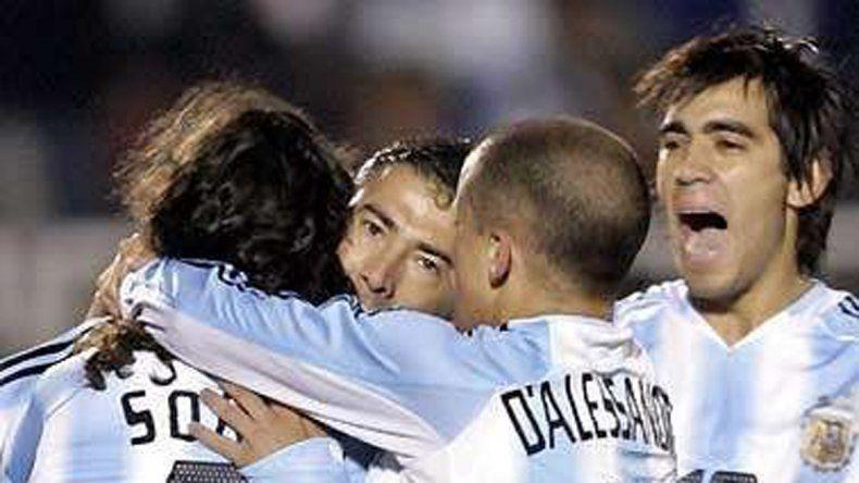 2004: goleada de Locos a Ecuador (6 a 1)