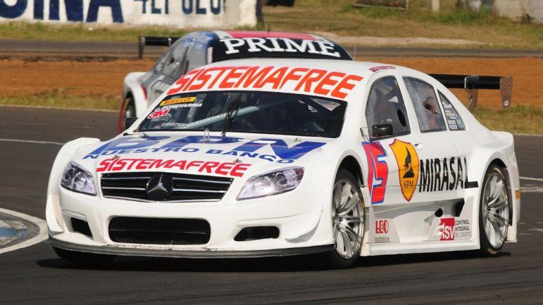 El Mercedes no tuvo problemas y dejó buenas sensaciones.