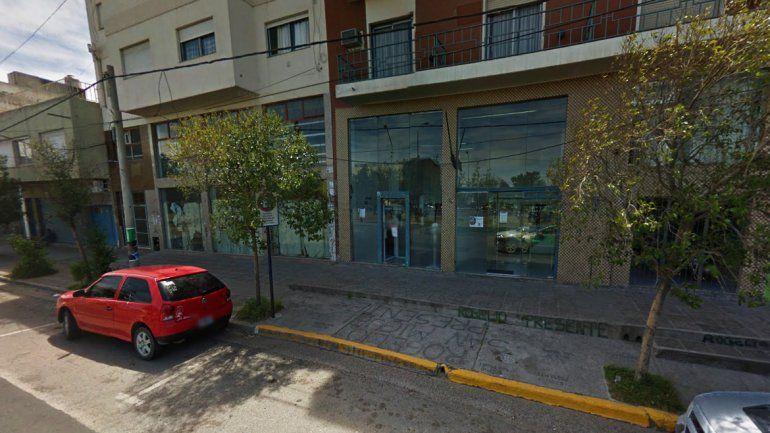 Juzgados de calle Félix San Martín al 300.