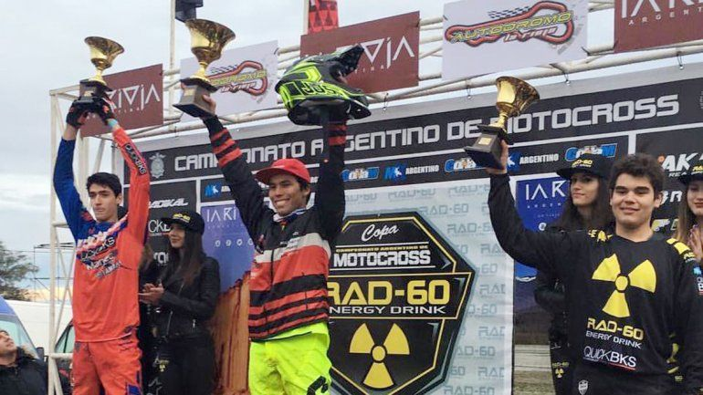 Garrido ganó las dos mangas finales de la 4ª fecha en La Rioja.