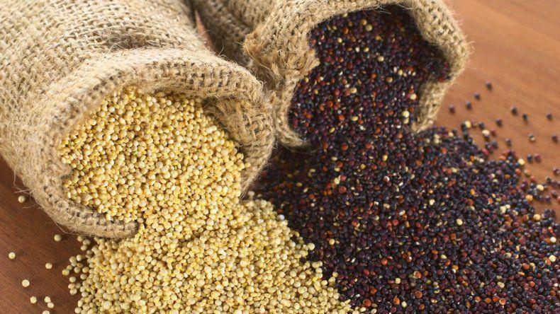 En los últimos años se extendió el consumo de quinua en Argentina.