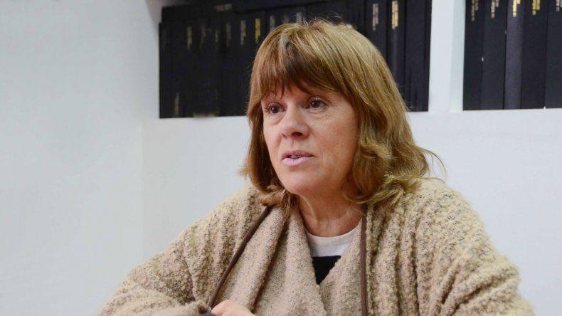 La diputada Nanci Parrilli pelea por el precio del gas para la región.