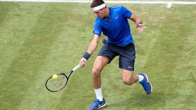 Después de cuatro años, vuelve Del Potro a la Copa Davis