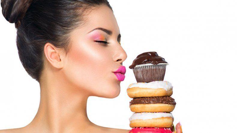 La mayoría de las personas prefiere los dulces de noche