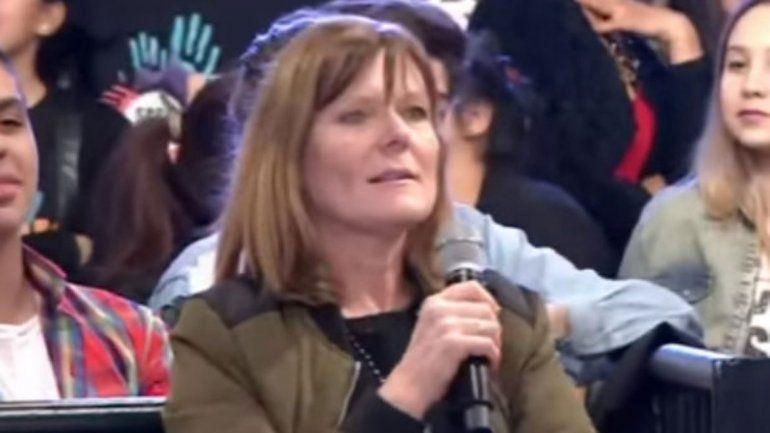 La madre de Laurita dijo que el productor es un cobarde porque no dio la cara y dejó a su hija por mensaje.