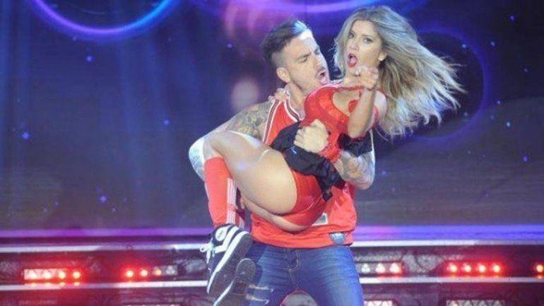 Infiel. La mamá de la bailarina reveló que Federico Hoppe le metió los cuernos (a Laura) con otra bailarina.