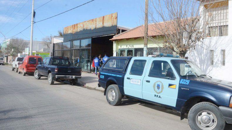 El último operativo realizado por la Policía Federal estuvo a cargo del comisario Sergio Brizuela
