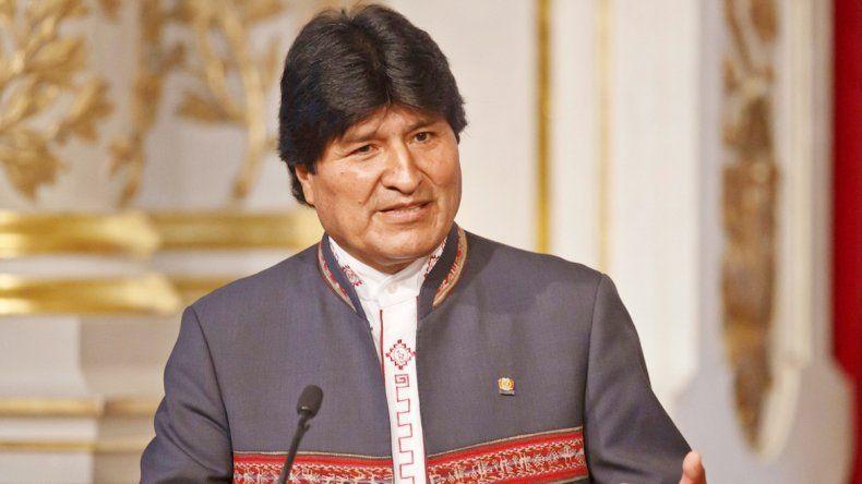La Justicia aclaró la situación del presidente boliviano
