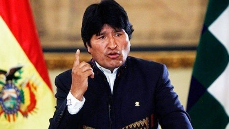 El presidente de Bolivia anunció la medida a través de su canciller.