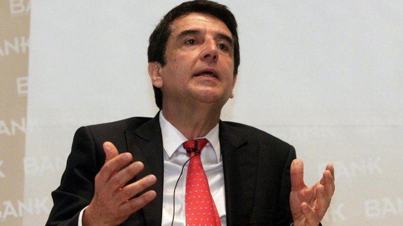 El presidente del Banco Nación admitió el tema en televisión.