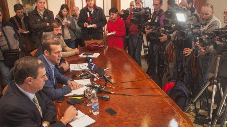 Gutiérrez anunció una millonaria inversión de Petrobras
