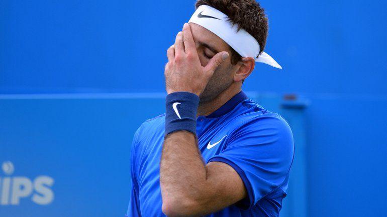 Una pesadilla en Río: a Del Potro le toca debutar contra Djokovic